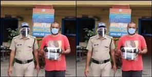 paurigarhwal news : Former military arrested in Pauri Garhwal