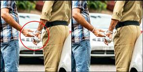 Constable suspended for demanding bribe