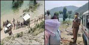 tehrigarhwal news : 9-year-old child drowned in Tehri lake