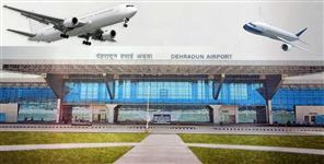 flight services from Dehradun to Mumbai restart