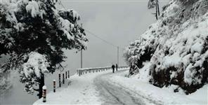 Rainfall and snowfall may occur in Uttarakhand for next 24 hours