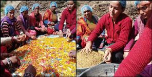 ut: Women doing great job in rudraprayag uttarakhand