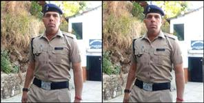dehradun: Police constable gajendra chauhans song now trending