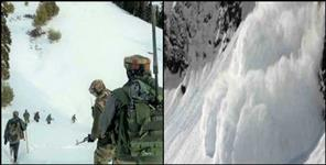 Avalanche on loc in kupwara two soldiers martyred