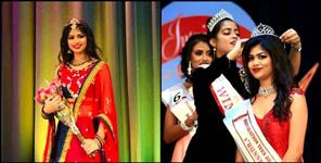 Bageshwar girl win beauty competition in America