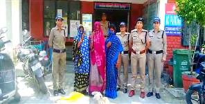 Three women Arrested in Rishikesh