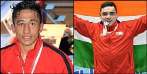 special: Boxer Duryodhana And Kavindra Will Participate In World Boxing Championship
