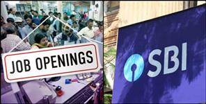 SBI recruits 5327 posts