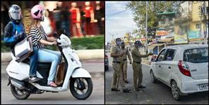 New rules for two wheeler and four wheeler in dehradun