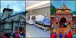 special: Hyperbaric Oxygen Chamber IN BADRINATH KEDARNATH TEMPLE