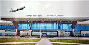 Flight service will start from Dehradun to Hyderabad and Bengaluru