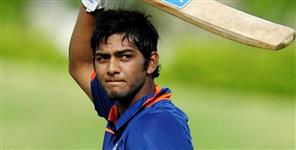 Uttarakhand captain unmukt chand injured
