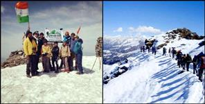 BENGALURU LITTLE BOYS TEAM KEDARKANTHA PEAK