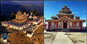 story of surkanda devi temple in uttarakhand