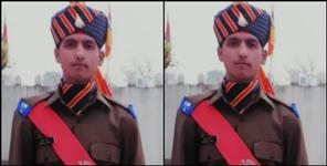 national: uttarakhand jawan shubham thapa injured in border