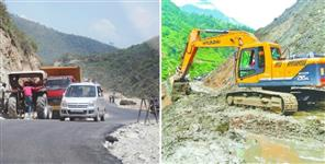 Rishikesh-srinagar highway will be closed due to Chardham all weather road work