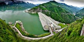 k: wadia himalayan institute reasearch about tehri dam