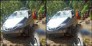 Car accident in Champawat one died