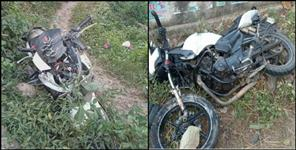 ROAD ACCIDENT AT RAMNAGAR