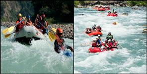 Uttarakhand is being ready for water sports adventure