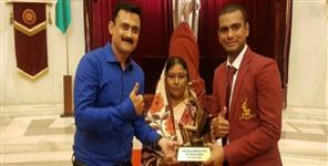 manoj sarkar from uttarakhand won arjuna award