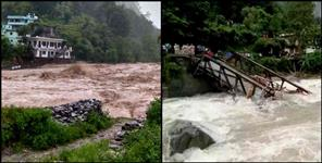 uttarkashi: uttarakhand rain weather forecast update