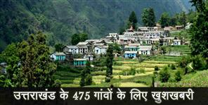 i am village initiative in uttarakhand