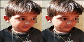 Rudrapur little boy shiva missing