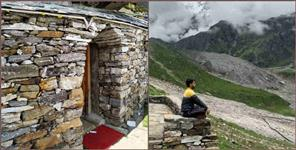 MEDITATION CAVE KEDARNATH