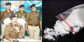 Smuggler Sharafat arrested with smack of 75 lakhs in Dehradun
