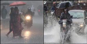 Heavy rain likely in 5 districts of Uttarakhand June 24
