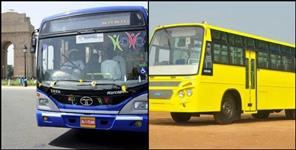 Uttarakhand delhi bus service in new avatar