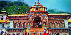 Local people raise hands against badrinath yatra
