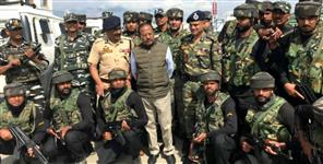 national: AJIT DOVAL IN KASHMIR