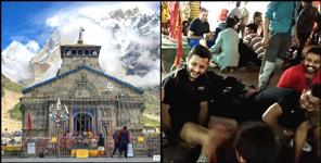 Massage centres to be opened on kedarnath way