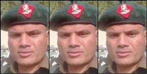 Army jawan died in accident