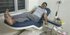 SP RUDRAPRAYAG DONATE BLOOD