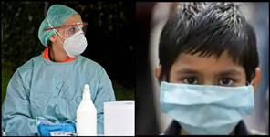 Uttarakhand three year boy coronavirus positive