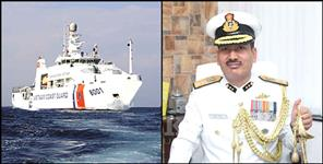Anand prakash badola of Uttarakhand becomes coast guard commander