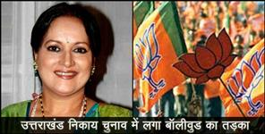 bjp: Uttarakhand local body election bjp star campaigner list