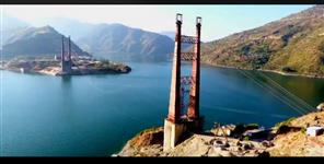 Video News From Uttarakhand :Dobra chaanthi bridge construction work to complete this year