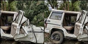 pithoragarh: three road incident in uttarakhand four died