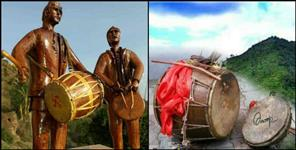 editorial: history of dhol damau in uttarakhand