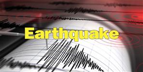 Earthquake in nainital district