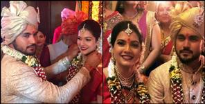 Manish pandey getting married with actress ashrita shetty
