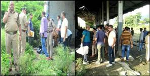 uttarakhand: kotdwar case girl body found in railway station
