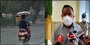 Heavy rain likely in Nainital district
