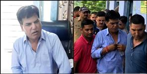 latest uttarakhand news: uttarkashi tehsildar arrested