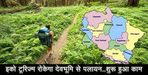 uttarakhand govt planning of eco tourism
