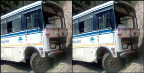 uttarakhand news: DRIVER DID A GREAT JOB DEHRADUN PITHORAGARH HIGHWAY